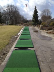 EACC Practice Tee, March 2012